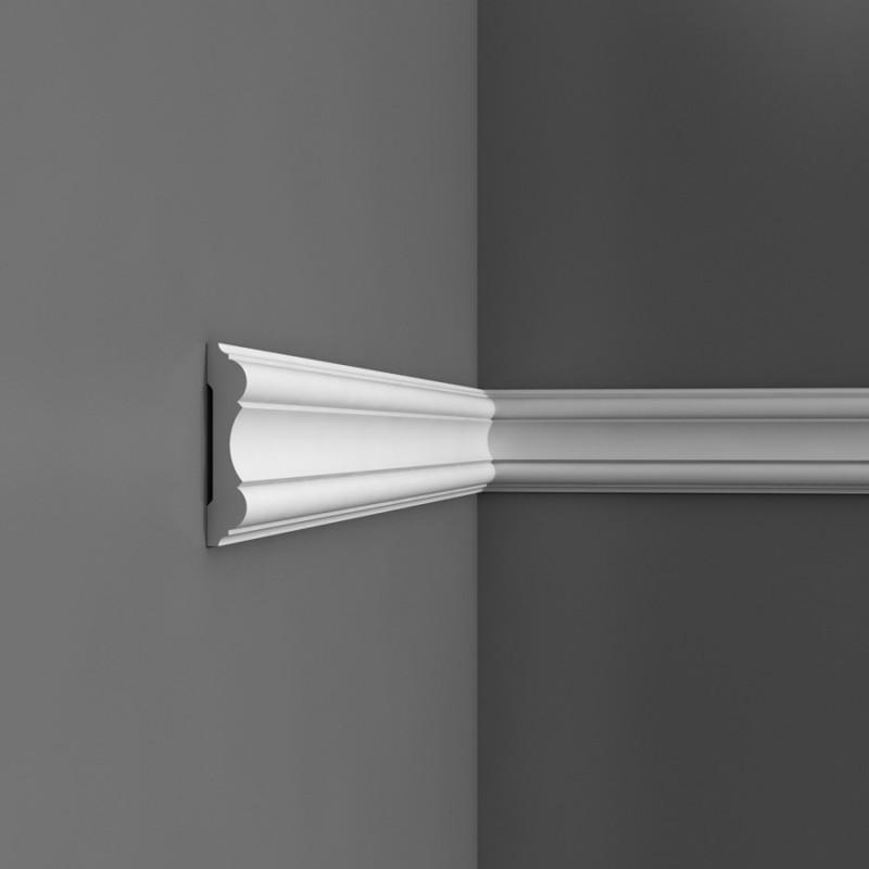 Молдинг Orac Decor P8040, 200 x 10.1 x 2.2 cm