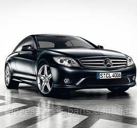 Облицовка порогов AMG для Mercedes-Benz CL-Class C216