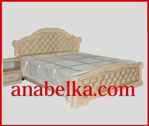 Кровать Венеция Нова 160 / 180 (Cвіт Меблів), фото 2