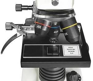 Мікроскоп Bresser Biolux AL/NV 20-1280x, фото 2