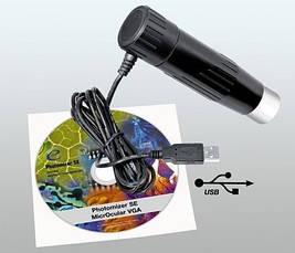 Мікроскоп Bresser Biolux AL/NV 20-1280x, фото 3