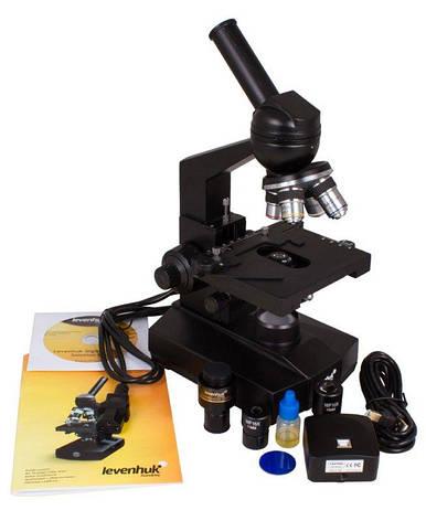 Мікроскоп Levenhuk D320L, фото 2