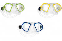 Маска детская для плавания Scubapro CHILD 2; прозрачная скубапро чайлд 2 подводной охоты дайвинга
