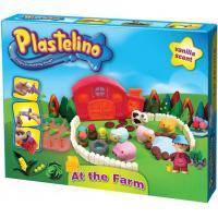 Набор для творчества Plastelino Веселая ферма (NOR2670)