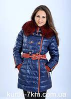 Женская куртка удлиненная Vo Tarun №014550