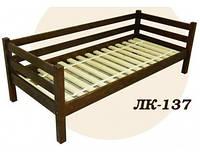 """Односпальная деревянная кровать """"Соня"""""""