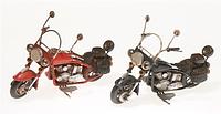Мотоцикл, металл., 11,5*5*7,5см