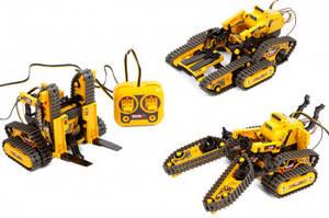 Робот-вездеход CIC 21-536N на батарейках (867005)