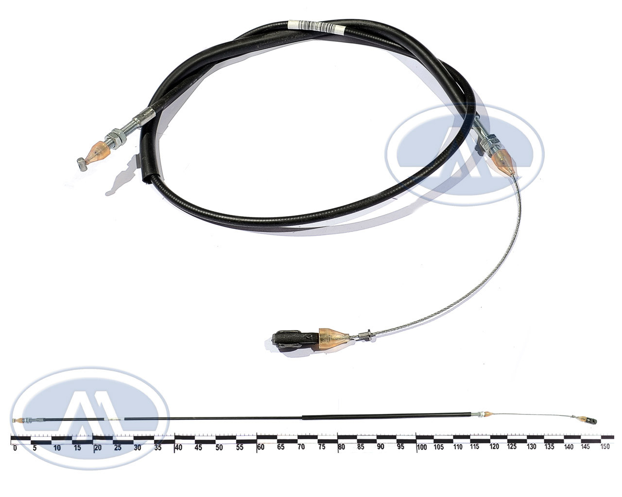 Трос акселератора  УАЗ 452 инжекторный