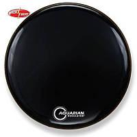 Резонаторный пластик для бас-барабана 22 Aquarian RF22BK