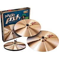 Набор тарелок для ударных, Hi-Hat, Crash, Ride Paiste 7 Universal Set