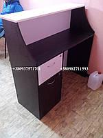 Стойка  администратора с ящиком, модель А72, фото 1