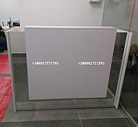 Стойка администратора, ресепшн с зеркальной панелью, модель А112, фото 1