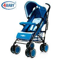 Коляска трость 4 Baby Damrey Blue синий
