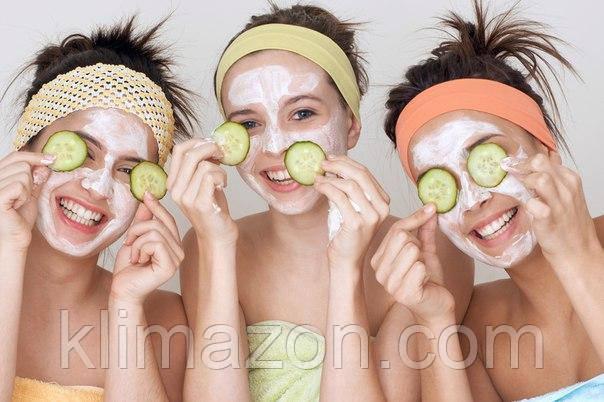 Проведение чистки лица подросткам