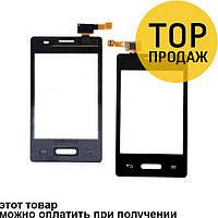 Сенсорный экран для мобильного телефона LG E430/E425/L3 II One Sim, белый, AAA