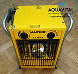 Електрична теплова гармата Master B 5 EPB / трифазна 400 В, фото 3