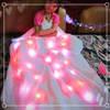 Светящиеся одеяло, LED-одеяло, 90х120 см