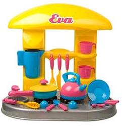Игровой набор моя первая кухня.Игрушки для девочек,игровые наборы.Кухня игрушка.