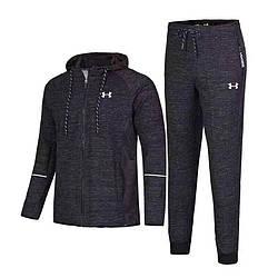 Спортивный костюм Under Armour HeatGear Черный с камуфляжными вставками