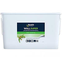 Клей для стеклохолста, ткани, структурных обоев, гладких виниловых обоев и стеклотканных обоев Bostik Wall Super 76 5 л