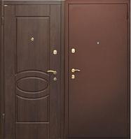 Входные двери металл-МДФ