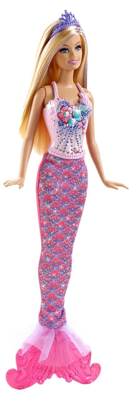 Barbie - Барбі Русалочка  Fairytale Magic  (Barbie Fairytale Magic Mermaid BCN81)