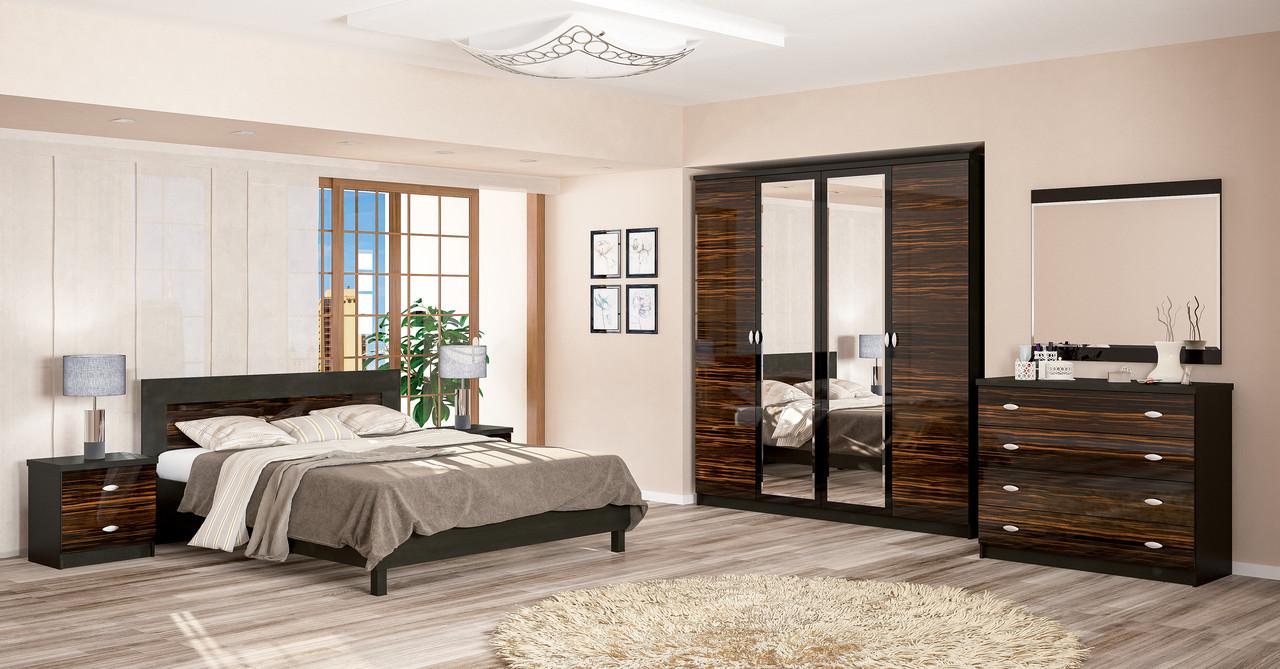 Спальня Єва NEW макасар