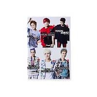 Тетрадь для записей K-POP