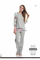 Пижама для женщин, комплект для сна, LNP 126-001