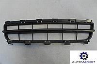 Решетка бампера переднего средняя/центральная (нижняя) Renault Symbol I / Clio 2006-2008 (LB0/1/2)