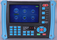 Прибор для спутниковых и эфирных антенн  DVB-S2 и T2 Digital Signal Meter S2/T2 (SF-7000)