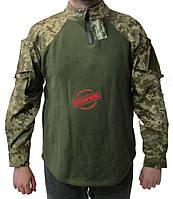 Рубашка UBACS ЗСУ на флисе, фото 1