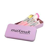 Набор кистей для макияжа Maxmar (7 штук)