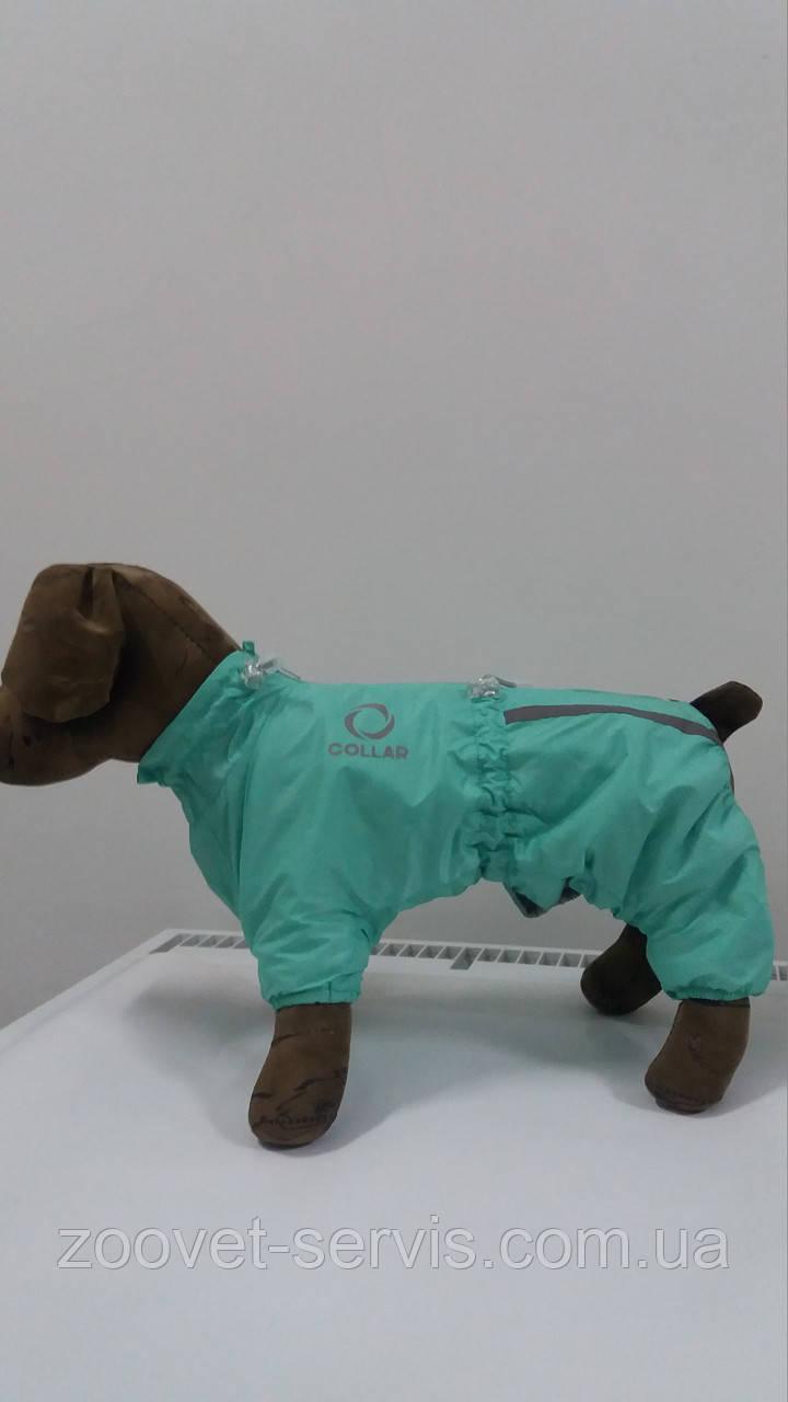 Комбинезон зимний Д 402 №2 для собакCollar Теремокментоловый