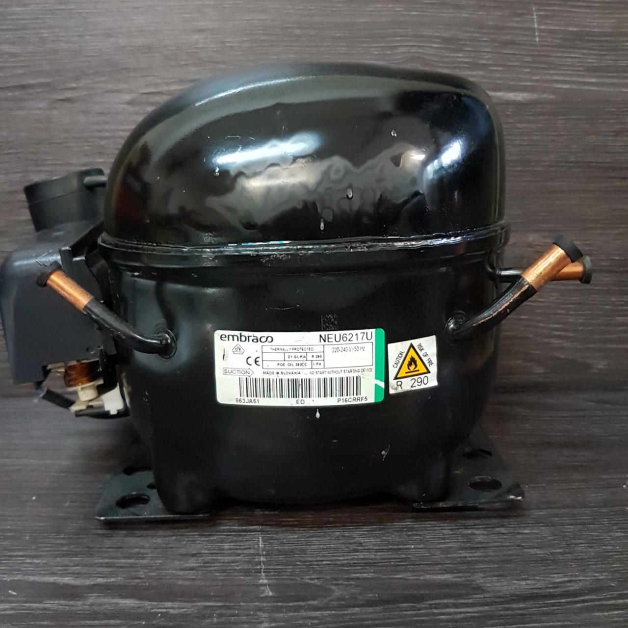 Компрессор герметичный Embraco Aspera NEU6217U (R-290)