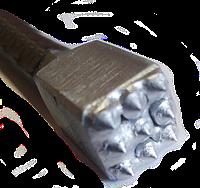 Бучарда для перфоратора 9 зубов