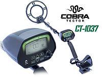 Металошукач Cobra Tector CT-1037, фото 1