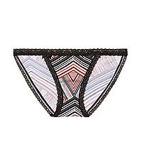 Трусики от Victoria's Secret Lace-waist String Bikini Panty