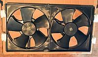 Вентилятор радиатора двойной в сборе Chery Amulet A15-1308010