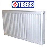Радиатор стальной тип 22 1000мм. Х 500мм. TIBERIS (боковое подключение)