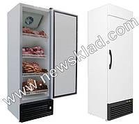 Холодильный шкаф с глухой дверью на 605 литров