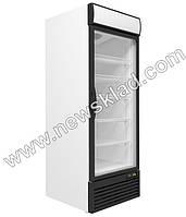 Холодильный шкаф со стеклянной дверью объемом 712 литров