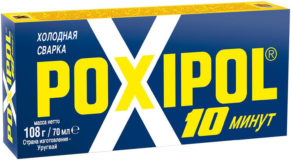 Клей Поксіпол 108 г