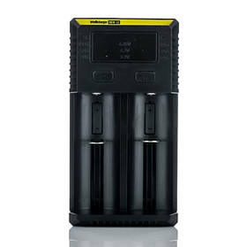 Зарядное устройство Nitecore Intellicharger I2 NEW Original