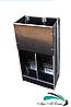 Кормовой автомат АР2ТM c оросителем корма для свиней от 30 кг (односторонний, на 20 голов)