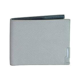 Чоловічий гаманець Baellerry Minimalist Safyan сірий