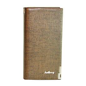 Мужское портмоне Baellerry Classical золотое