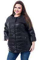Куртка женская артикул 202 черный