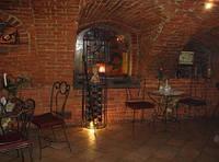 Кованые стулья и столы для ресторана и кафе 14